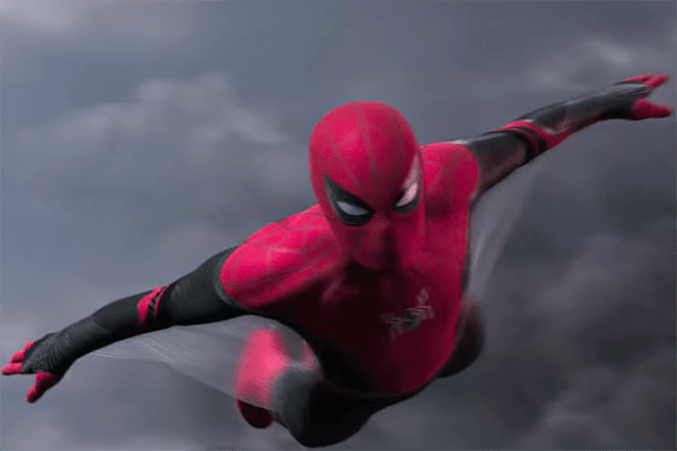 Tom Holland as Peter Parker in Spider-Man: Far From Home (Marvel)