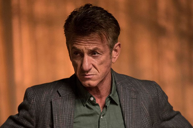Sean Penn plays Tom Hagerty in The First