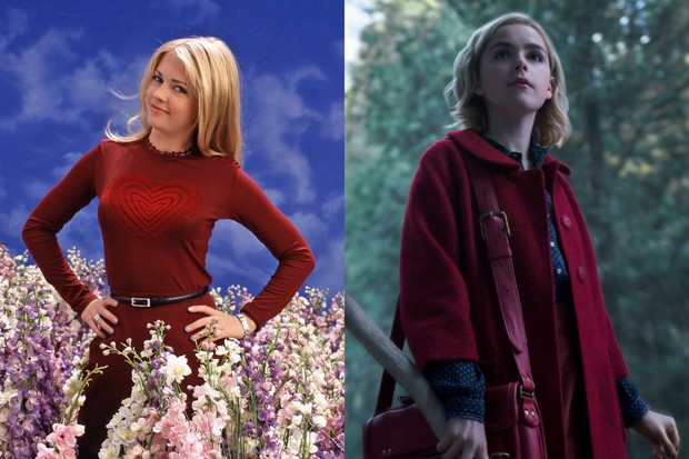 Sabrina The Teenage Witch v Chilling Adventures of Sabrina