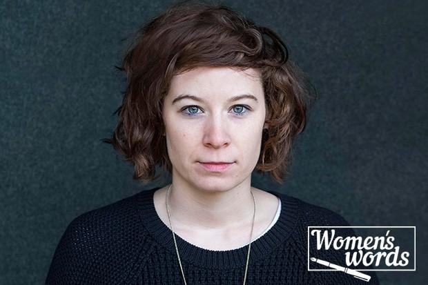 Stacey Gregg for Women's Words (Nina Sologubenko)