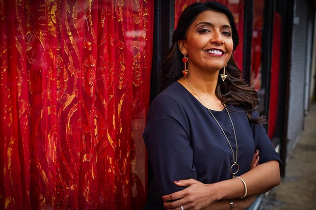 Sunetra Sarker plays Sadia Shar in Informer