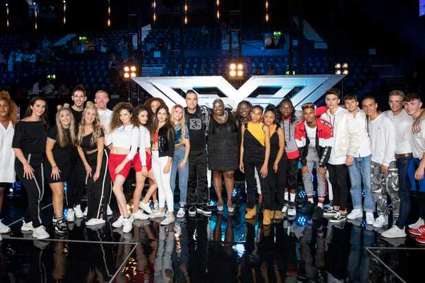 X Factor 2018 live acts
