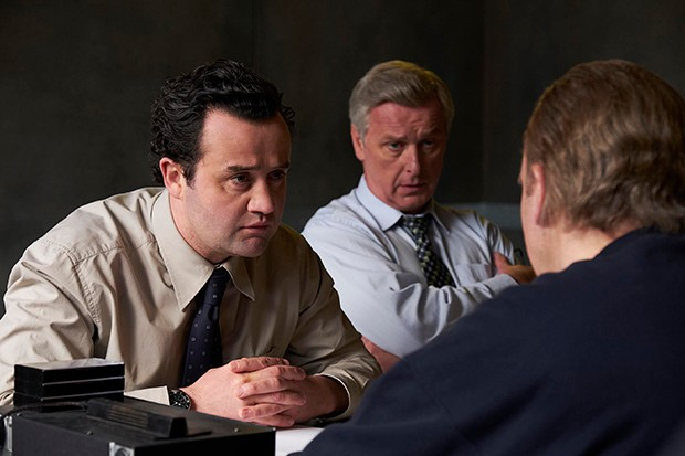 THE INTERROGATION: TONY MARTIN