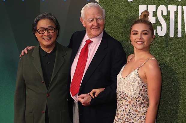 The Little Drummer girl - Park Chan-wook, John Le Carre and Florence Pugh