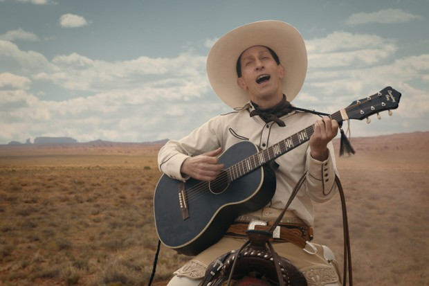 Tim Blake Nelson in The Ballad of Buster Scruggs (Netflix)