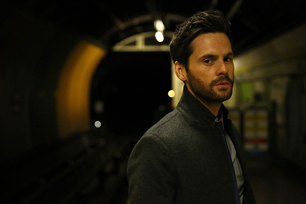 Tom Riley in Dark Heart as Staffe