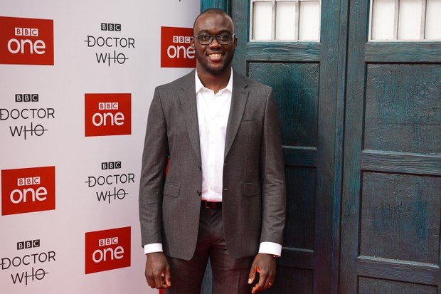 Programme Name: Doctor Who Series 11 - TX: 24/09/2018 - Episode: n/a (No. n/a) - Picture Shows: Red Carpet Launch Segun Akinola - (C) BBC - Photographer: Ben Blackall