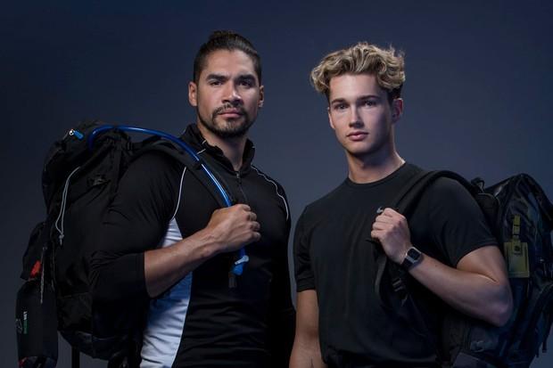 AJ Pritchard and Louis Smith (C4)