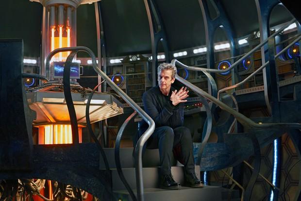 Peter Capaldi, Tardis (BBC)