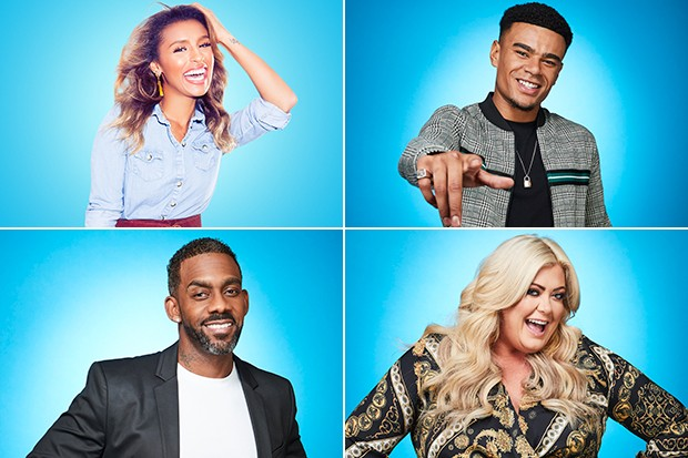 Dancing on Ice line-up, ITV Pictures