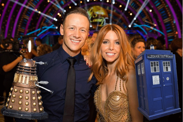 Strictly and Doctor Who, BBC Pictures
