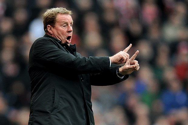 Harry Redknapp, Getty