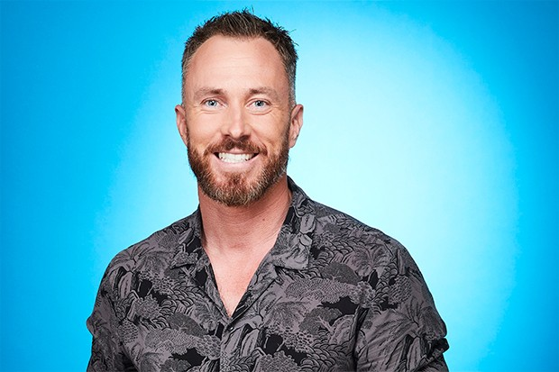 James Jordan on Dancing on Ice, ITV