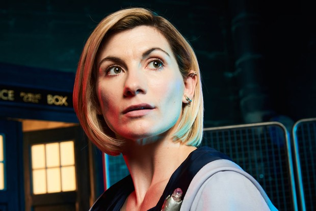 Jodie Whittaker (Richard Grassie)