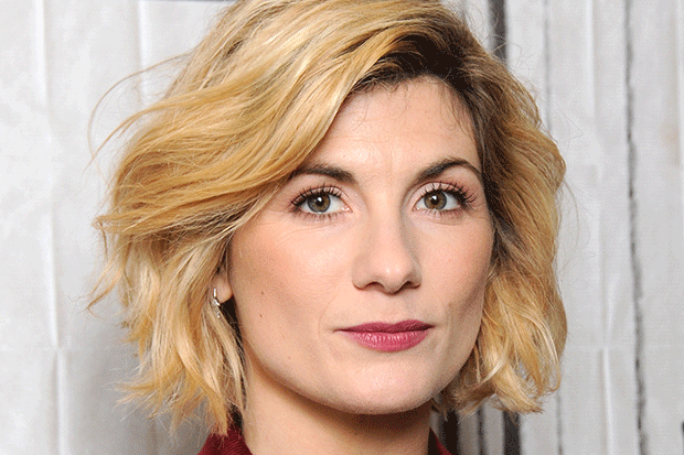 Jodie Whittaker, Getty
