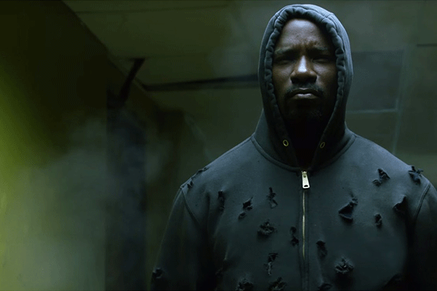Luke Cage, Mike Colter, The Defenders
