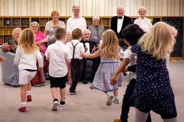 Old People's Home for Four Year Olds, Channel 4 Press