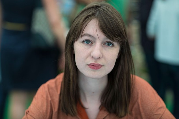 Sally Rooney, author of Normal People (Getty)