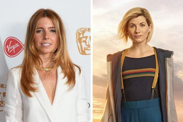 Stacey Dooley Jodie Whittaker (Getty/BBC)
