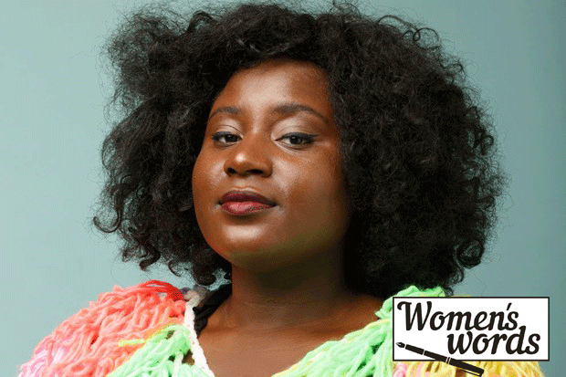 Susan Wokoma for Women's Words (courtesy of Susan Wokoma)