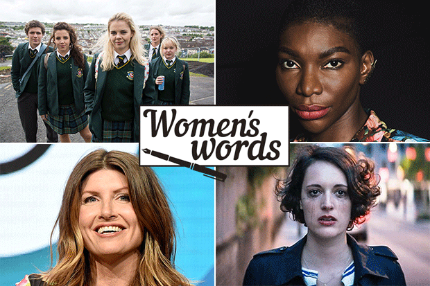 Women's Words, Getty, BBC and Channel 4
