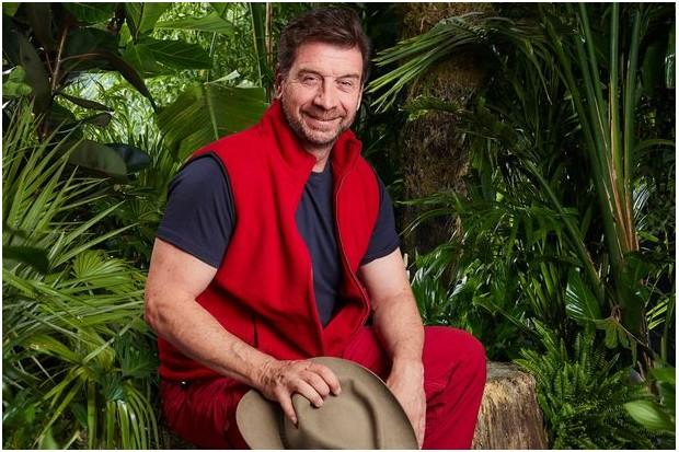 Nick Knowles, I'm a Celeb (ITV)