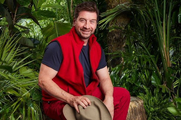 Nick Knowles, I'm a Celeb (ITV)