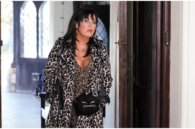 Kat (Jessie Wallace) on EastEnders