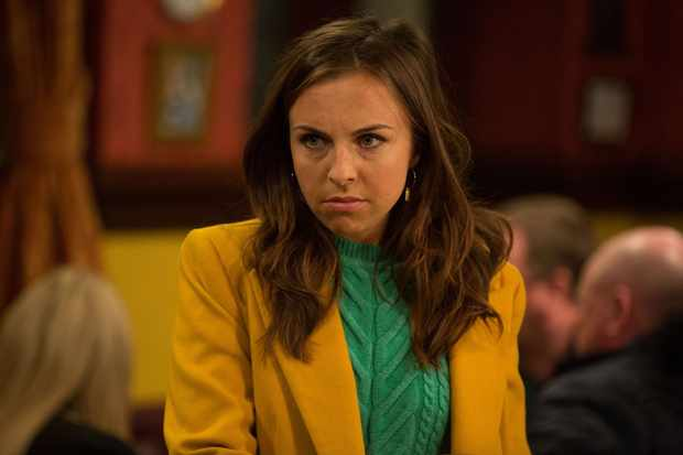 EastEnders Ruby Allen (Louisa Lytton) special episode set in the Queen Vic