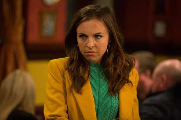 EastEnders Ruby Allen (Louisa Lytton) special episode set in the Queen Vic