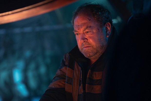 Mark Addy in Doctor Who (BBC)