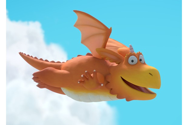 Programme Name: Zog - TX: n/a - Episode: Zog - Early Release Pic (No. n/a) - Picture Shows: Zog voiced by Hugh Skinner - (C) Magic Light - Photographer: Magic Light TL