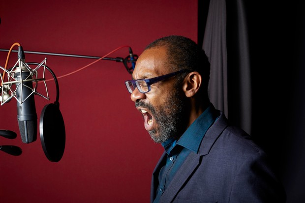 Programme Name: Zog - TX: n/a - Episode: Zog - Early Release Pic (No. n/a) - Picture Shows: Zog narrated by Sir Lenny Henry Sir Lenny Henry - (C) Magic Light - Photographer: Magic Light