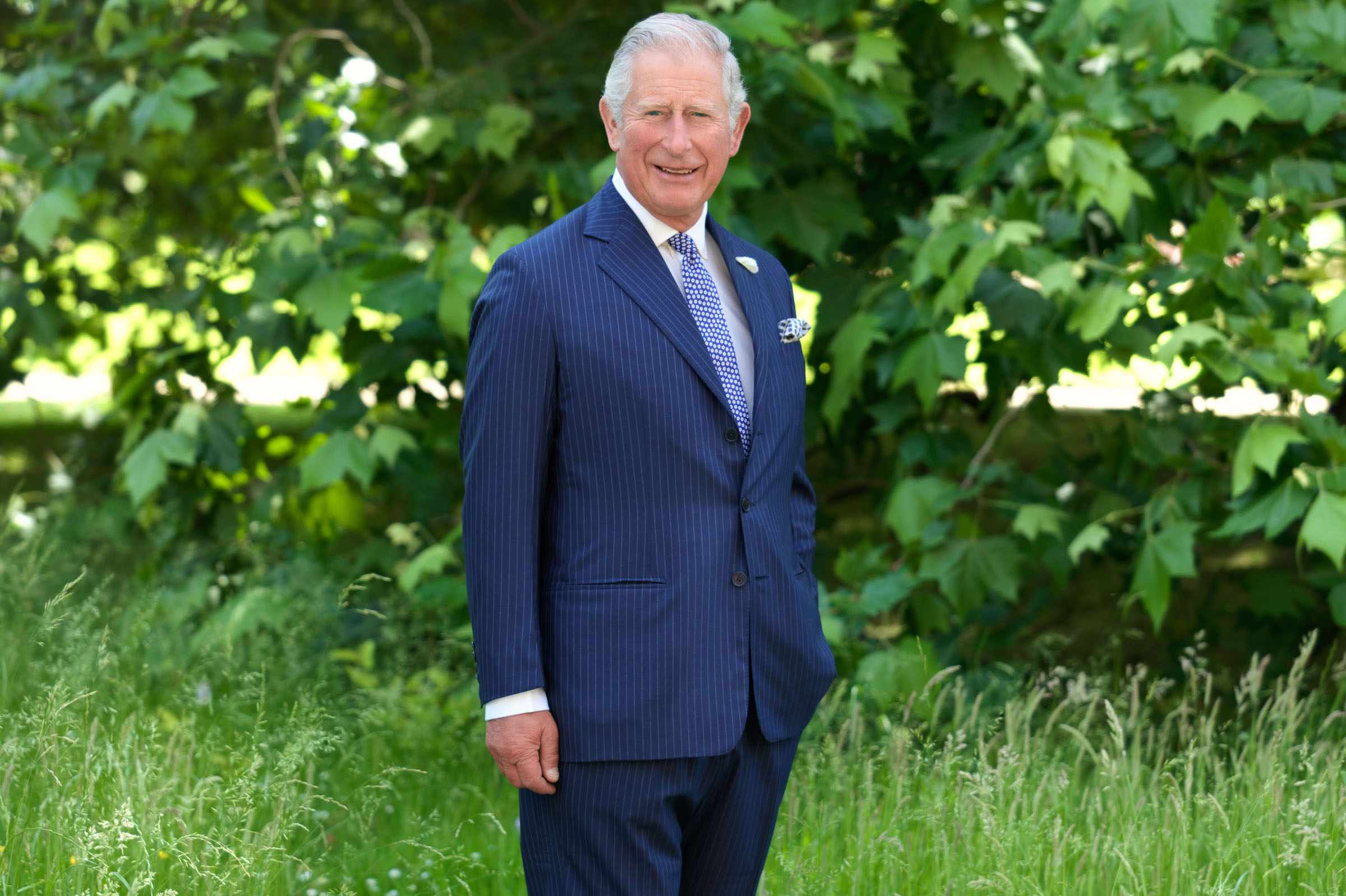 WARNING: Embargoed for publication until 00:00:01 on 10/10/2018 - Programme Name: Prince, Son and Heir: Charles at 70 - TX: n/a - Episode: n/a (No. n/a) - Picture Shows: **STRICTLY EMBARGOED UNTIL 00:01 HOURS ON WEDNESDAY 10TH OCTOBER 2018** HRH Charles, Prince of Wales - (C) Clarence House/Hugo Burnand - Photographer: Hugo Burnand