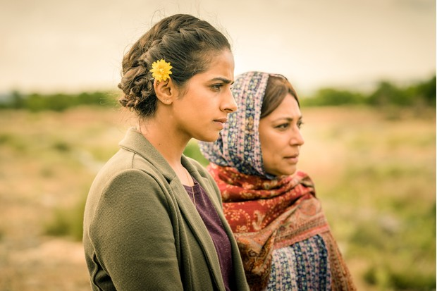 Actor Mandip Gill in Doctor Who series 11 episode six, Demons of the Punjab (BBC)