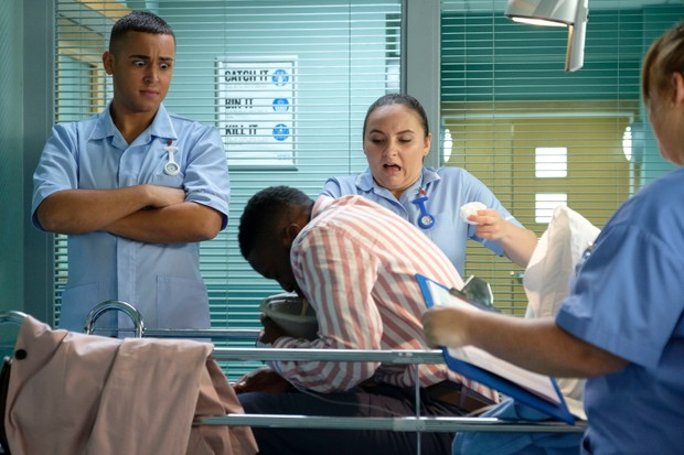 Casualty - Series 33 - Ep14