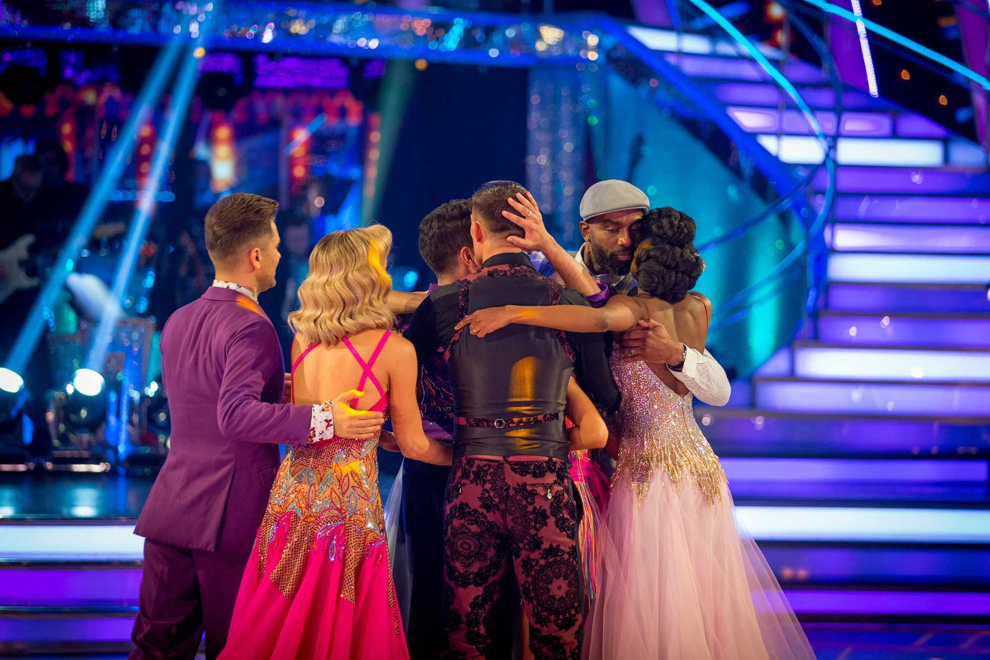 Strictly Come Dancing Ranj Singh and Charles Venn
