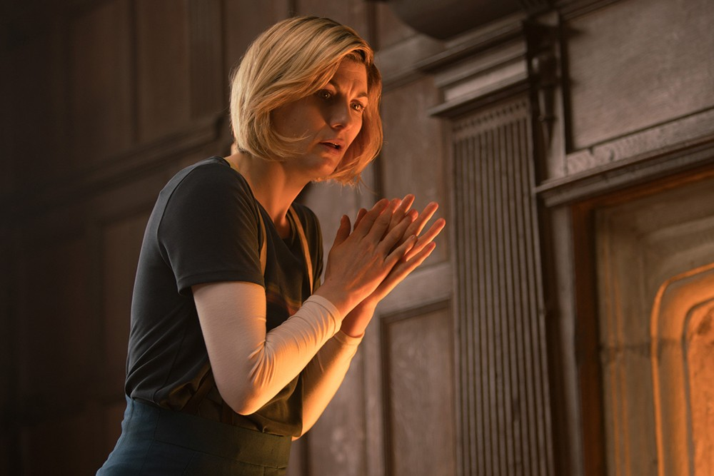 Jodie Whittaker in Doctor Who (BBC)