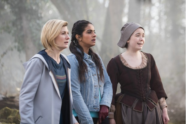 Doctor Who, The Witch Finders (BBC)