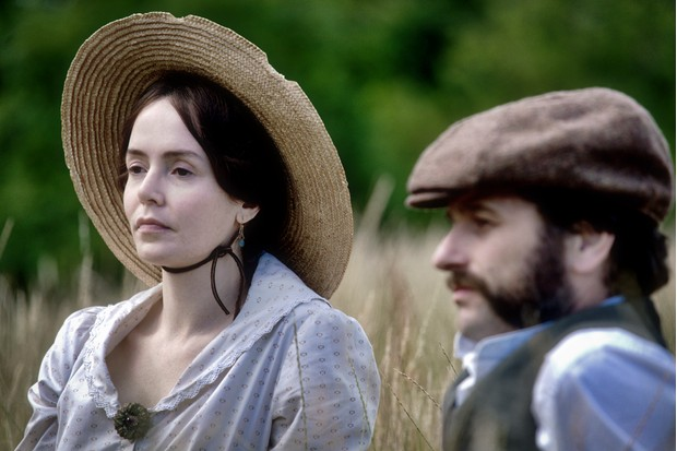 Valene Kane plays Catherine in Death and Nightingales