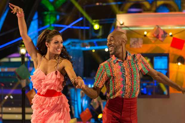 Danny John-Jules (Strictly, BBC)