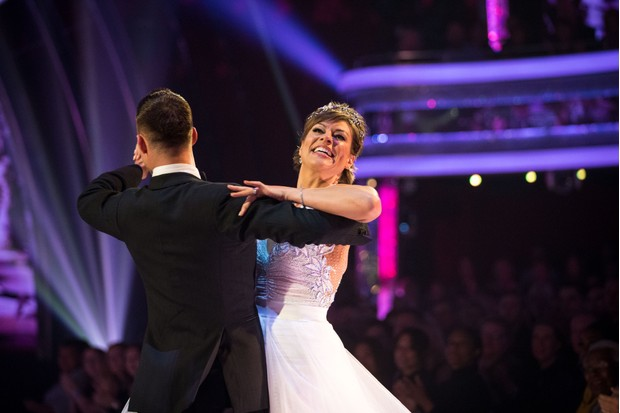 Kate Silverton (Strictly, BBC)