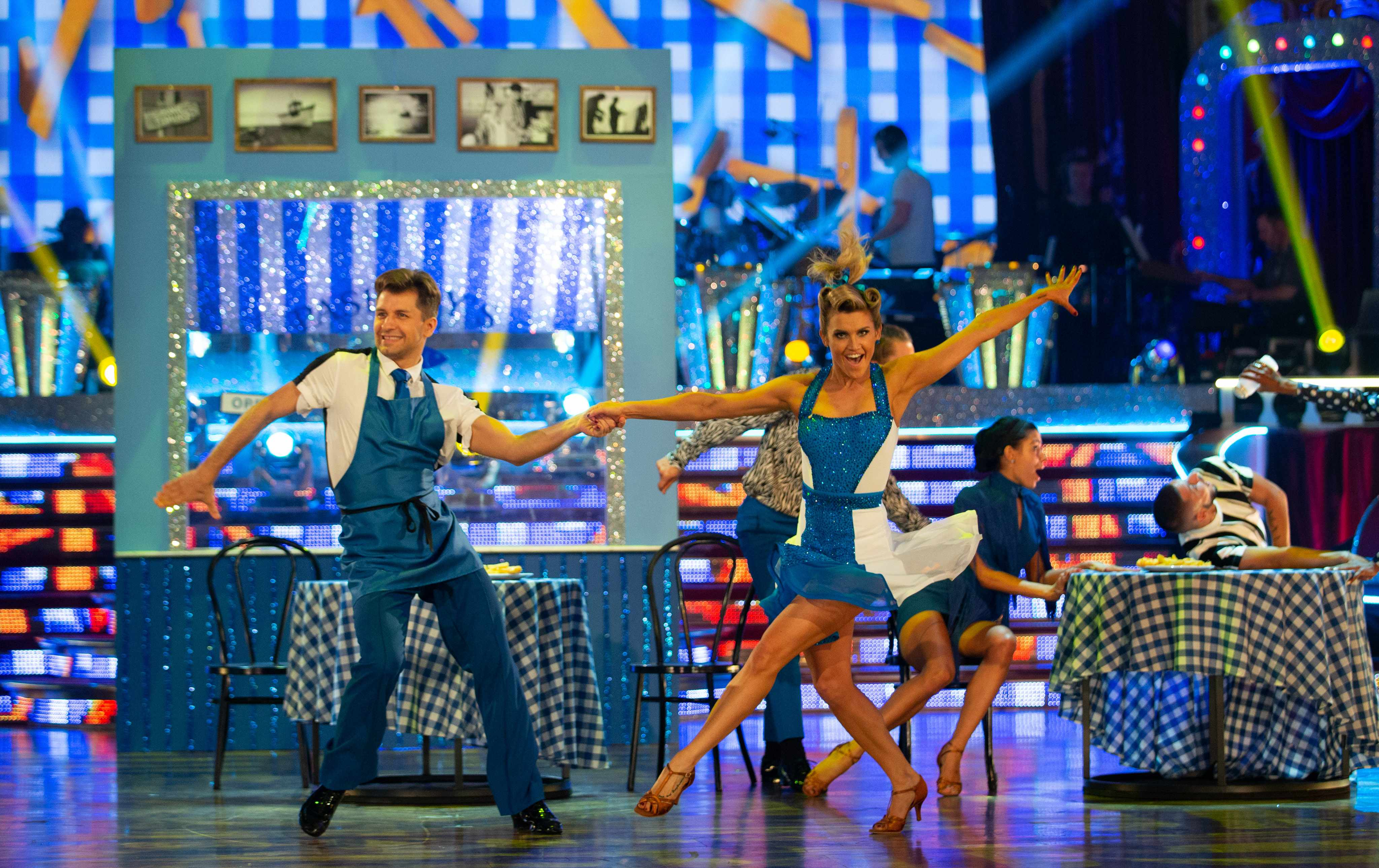 Ashley and Pasha Strictly (BBC, EH)