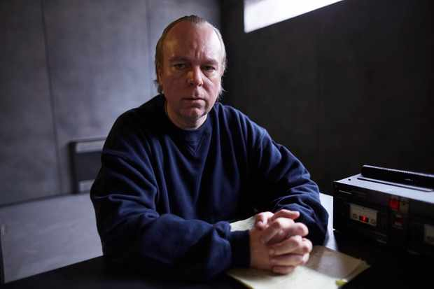 Steve Pemberton, The Interrogation (C4, EH)