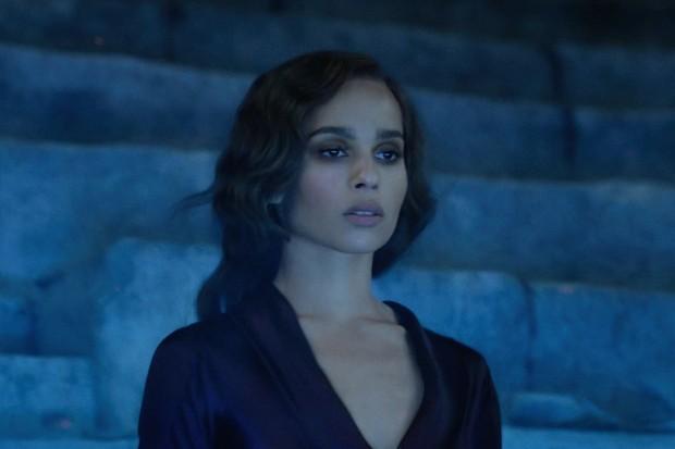 Zoë Kravitz as Leta Lestrange in Fantastic Beasts: The Crimes of Grindelwald (Warner Bros)
