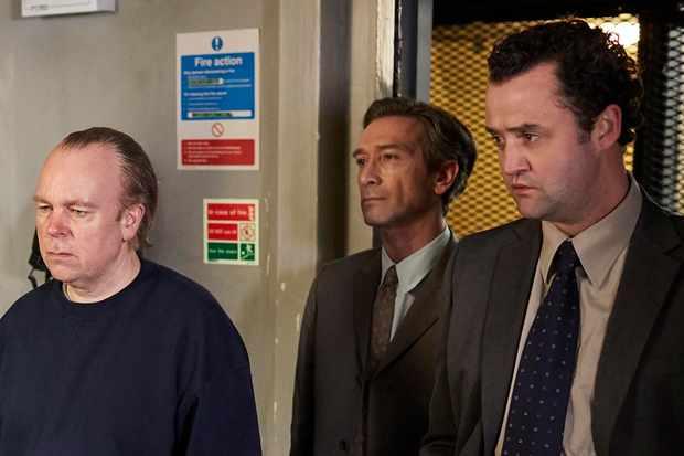 The Interrogation (C4, EH)