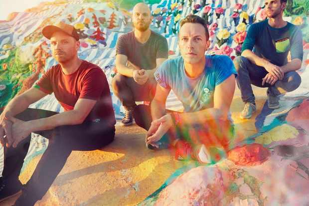 Coldplay: a Head Full of Dreams; Trafalgar Releasing; JH