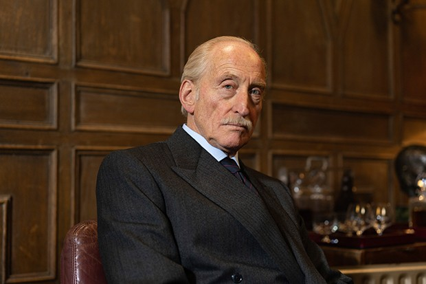 Charles Dance plays Picton in The Little Drummer Girl