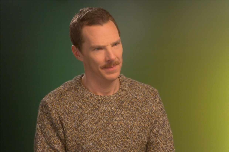 Benedict Cumberbatch Grinch