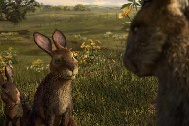 How is Watership Down on BBC/Netflix in 2018 different to the